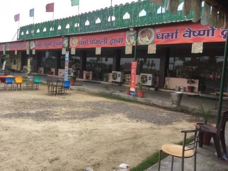 Dharma Vaishno Dhaba - Delhi Mathura Road - Palwal Image