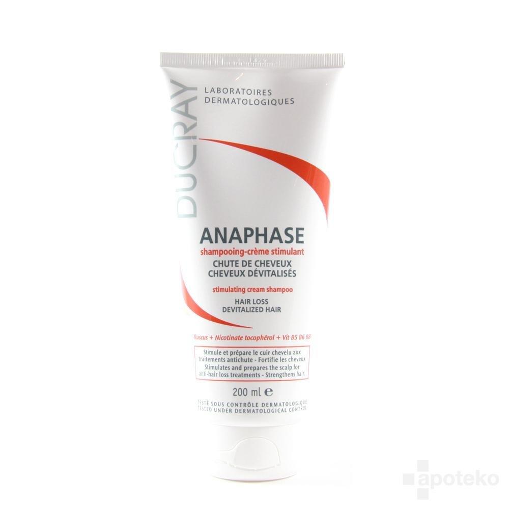 Ducray Anaphase Stimulating Cream Shampoo Image