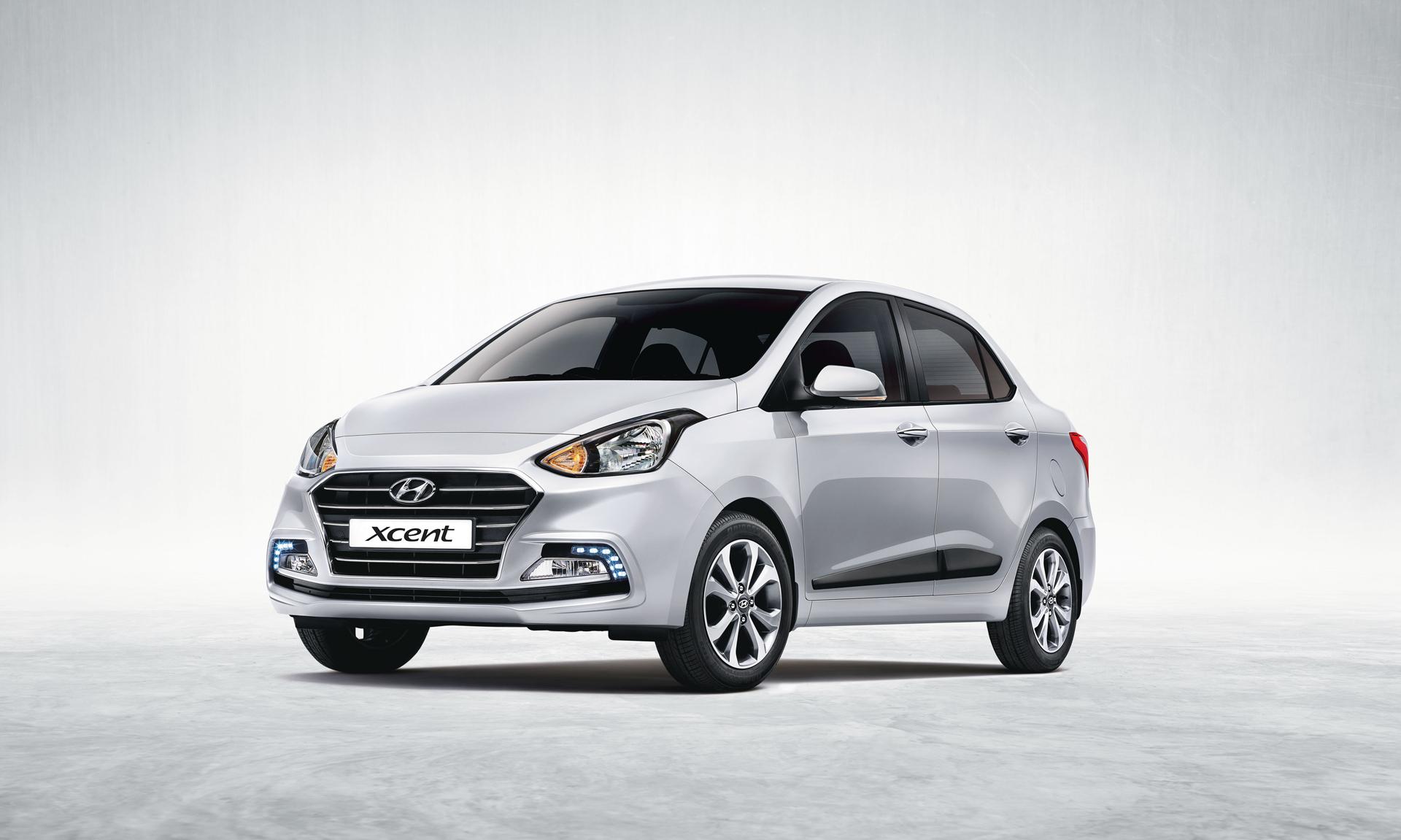 Hyundai Xcent 2017 E Image