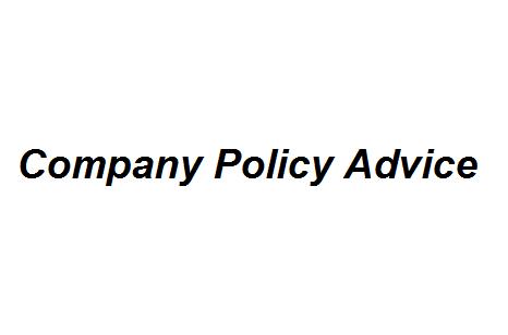 Company Policy Advice Image