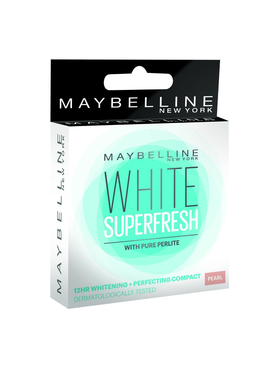 Maybelline New York White Super Fresh Compact Image