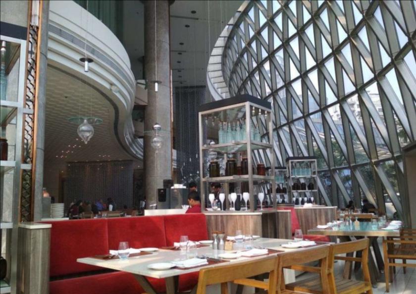 JW Kitchen - (JW Marriott) - Science City Area - Kolkata Image