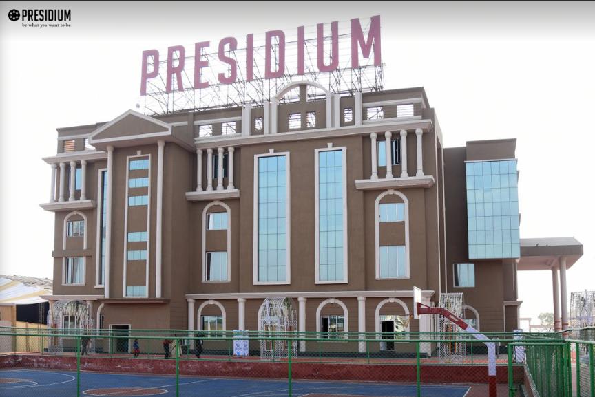 Presidium School - Sonipat Image
