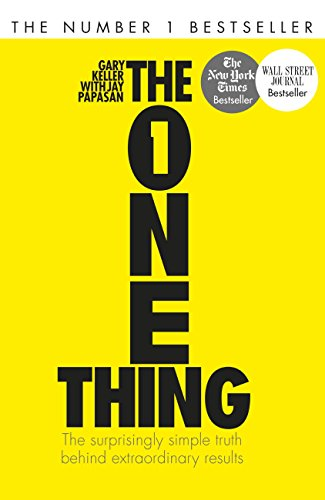THE ONE THING - GARY KELLER Reviews, Summary, Story, Price