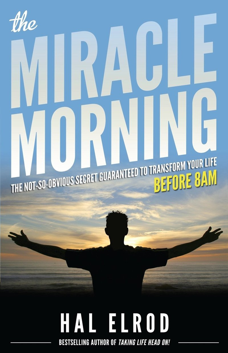 The Miracle Morning For Entrepreneurs - Hal Elrod Image