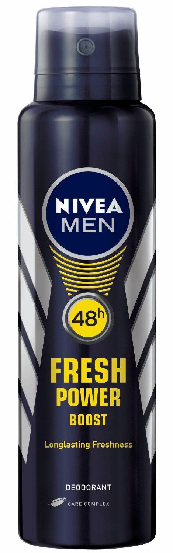 Nivea Men Fresh Power Boost Deodorant Image