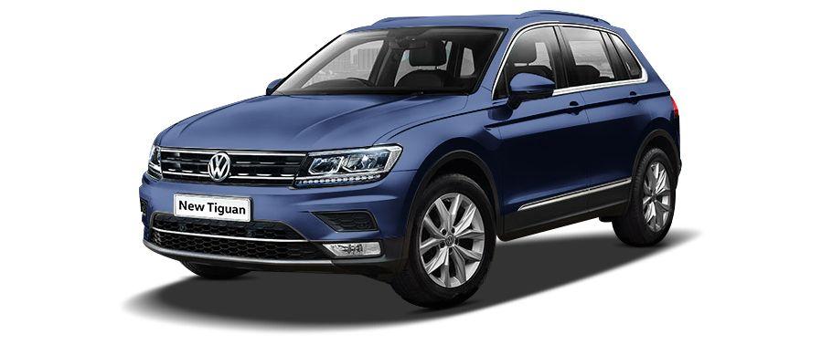 Volkswagen Tiguan Comfortline TDI Image