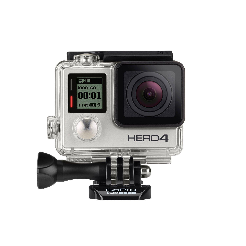 GoPro Hero 4 Adventure Edition Action Camera Image