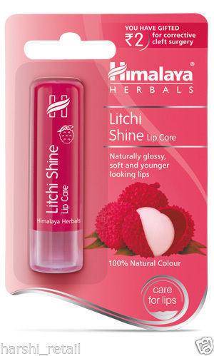 Himalaya Herbals Litchi Shine Lip Care Image