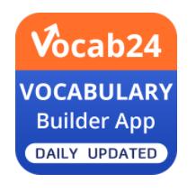 Vocab24 - #1 Vocabulary Builder App Image