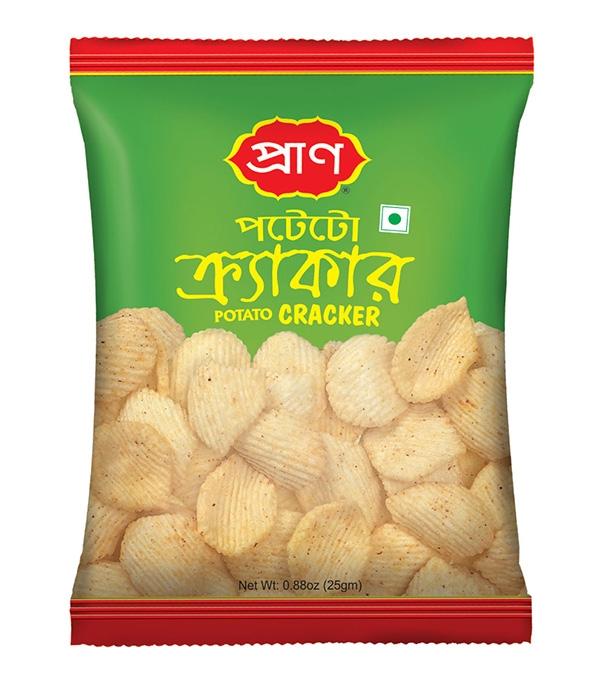 Pran Potato Cracker Image