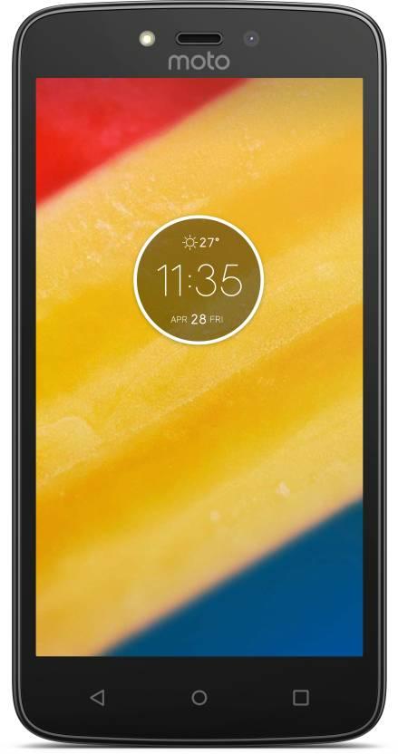 Motorola Moto C Plus Image