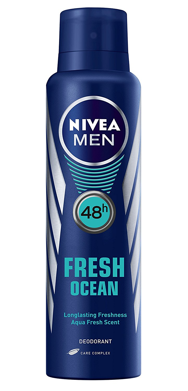 Nivea Men Fresh Ocean Deodorant Image