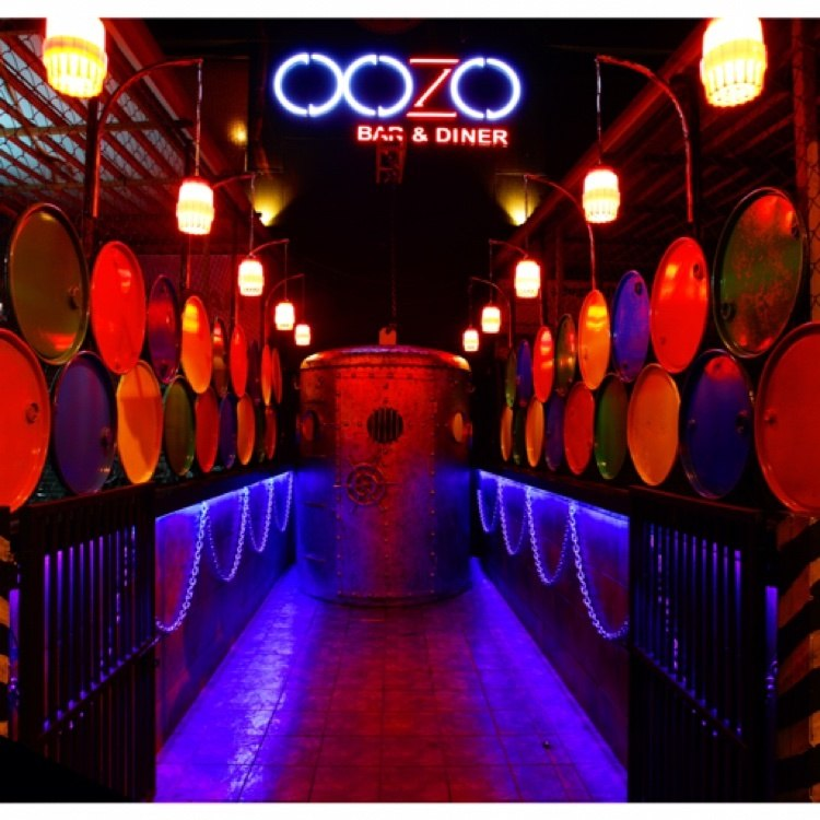 Oozo sakinaka mumbai for Food bar sakinaka