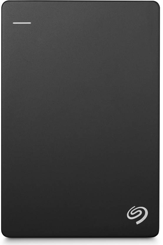 Seagate Plus Slim 1 TB Wired External Hard Disk Drive Image