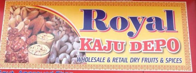 Royal Kaju Depo - Margao - Goa Image