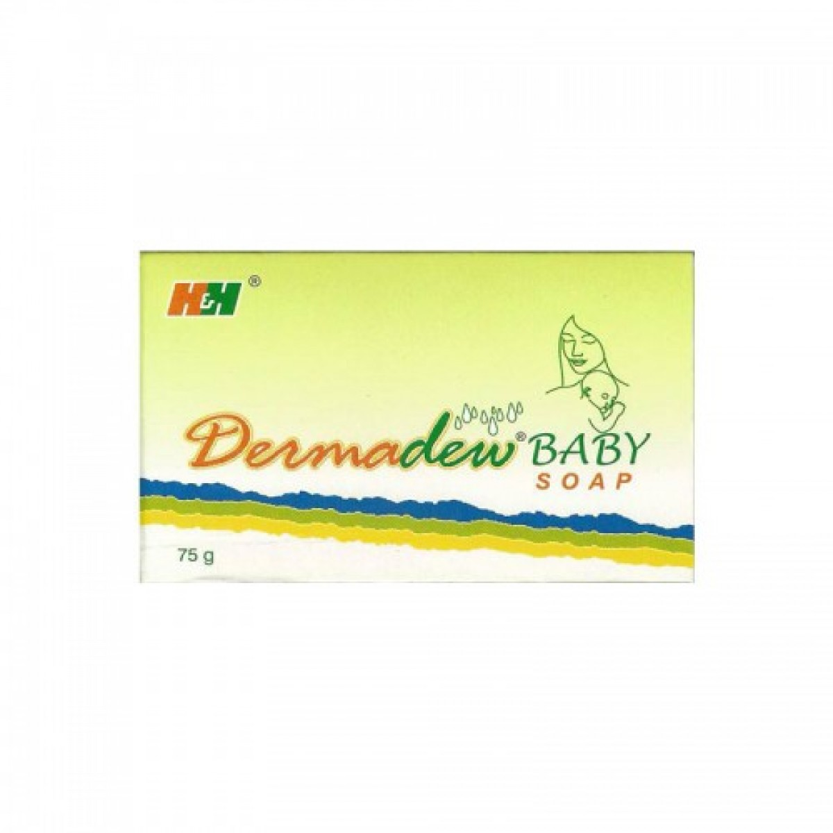 Dermadew Baby Soap Image