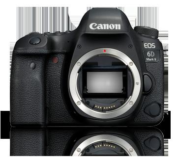 Canon EOS 6D Mark II Image