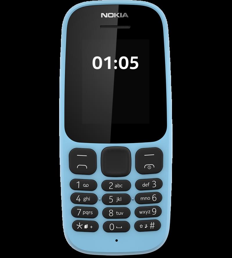 Nokia 105 (2017) Single Sim Image