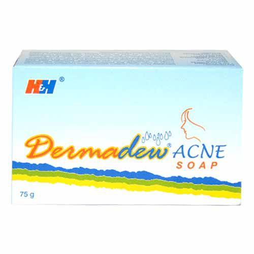 Dermadew Acne Soap Image