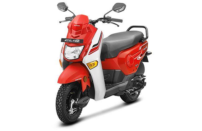 Honda Cliq Image