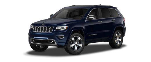 Jeep Grand Cherokee 2017 Summit Petrol Image