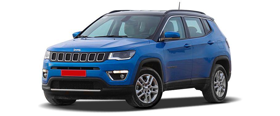 Jeep Compass 2017 Limited (O) 1.4 Petrol AT Image