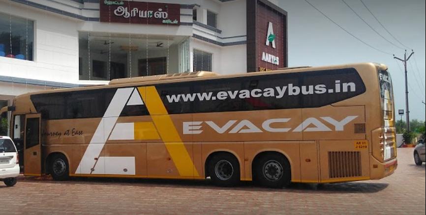 Evacay Bus - Chennai Image