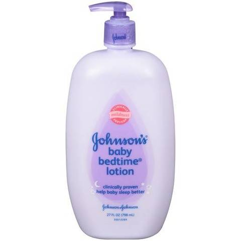 Johnson's Baby Bedtime Lotion Image