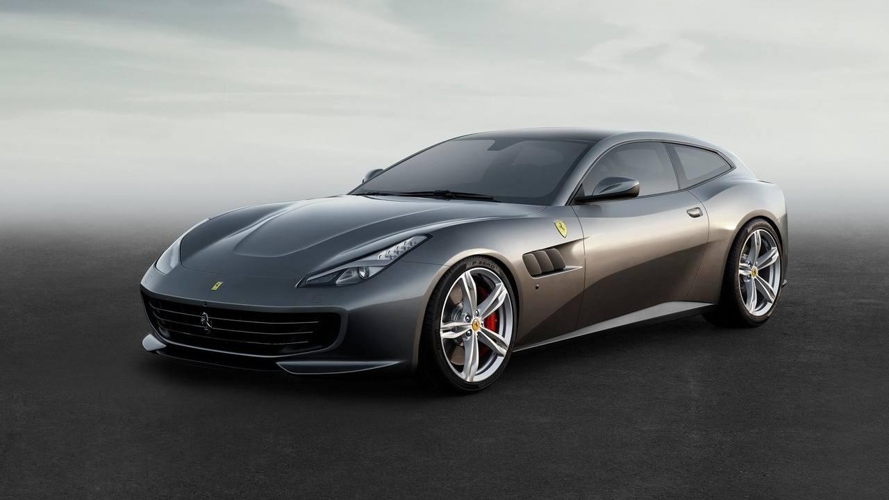 Ferrari GTC4 Lusso V8 T Image