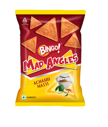 Bingo Mad Angles Image