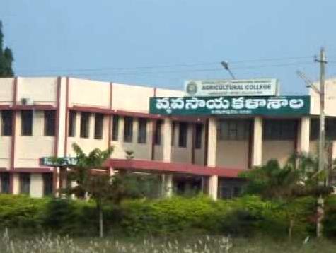 Agricultural College - Aswaraopeta Image