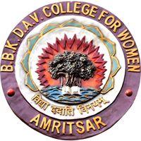 BBK DAV College For Women - Amritsar Image