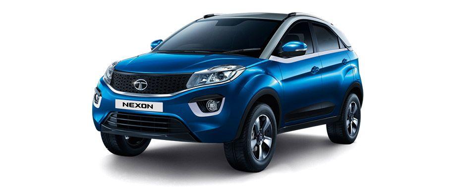 Tata Nexon 2017 XT Petrol Image