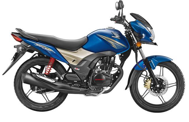 Honda Shine SP Image