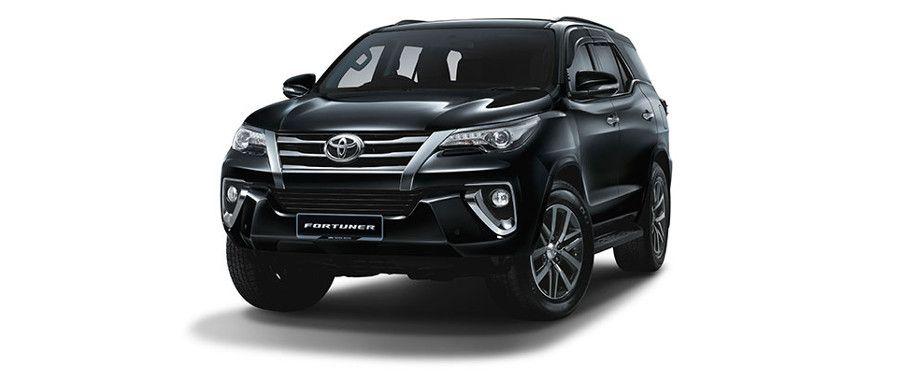 Toyota Fortuner TRD Sportivo Image