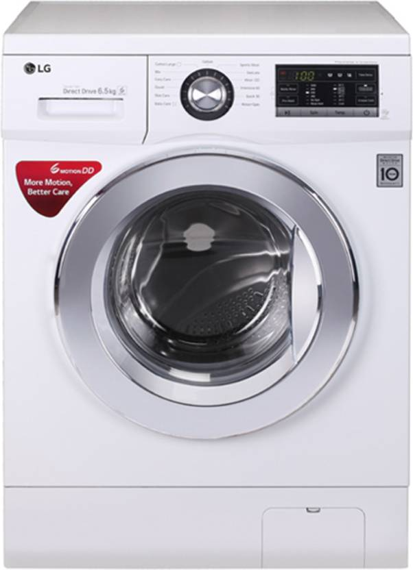 Lg Fh0g6wdnl22 6 5 Kg Fully Automatic Front Load Washing Machine Reviews Price Complaints Customer Care Specifications India