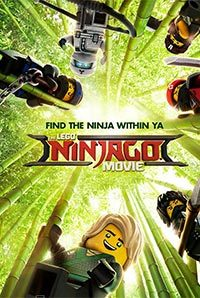 The Lego Ninjago Movie Image