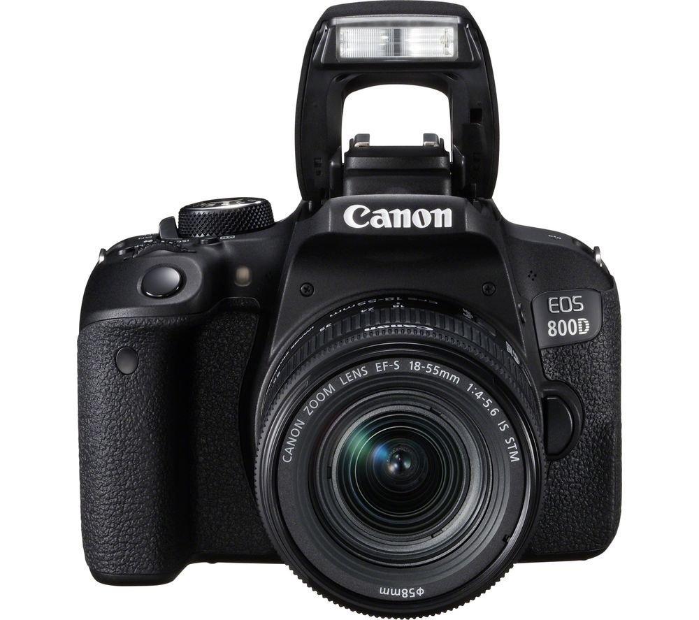 Canon EOS 800D DSLR Camera Image