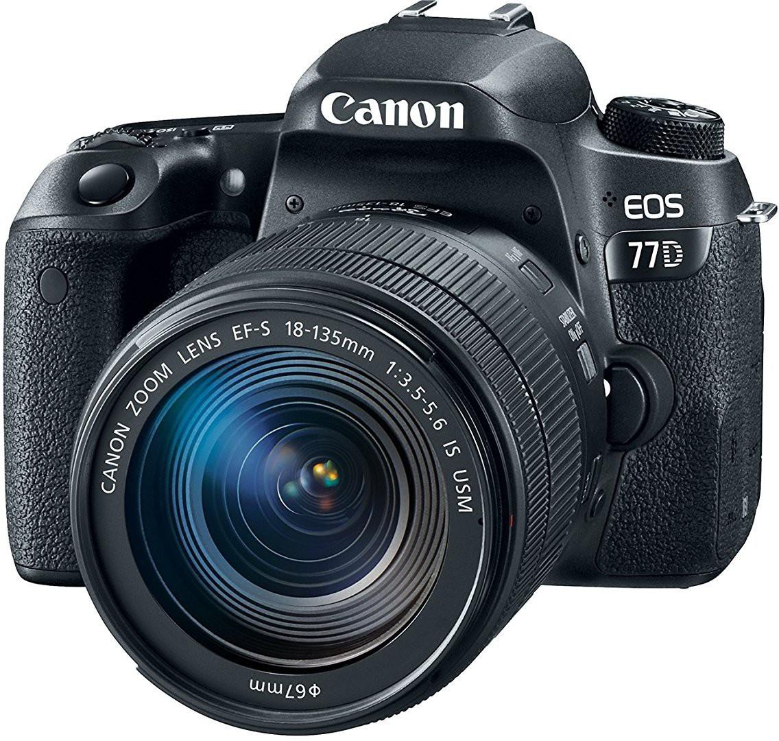 Canon EOS 77D Digital SLR Camera  Image