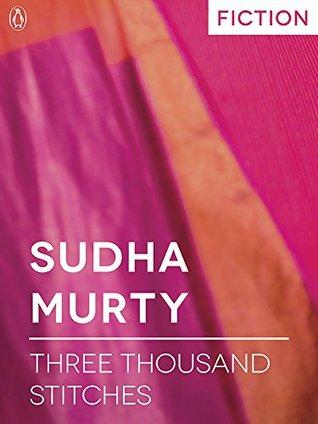Three Thousand Stitches - Sudha Murthy Image