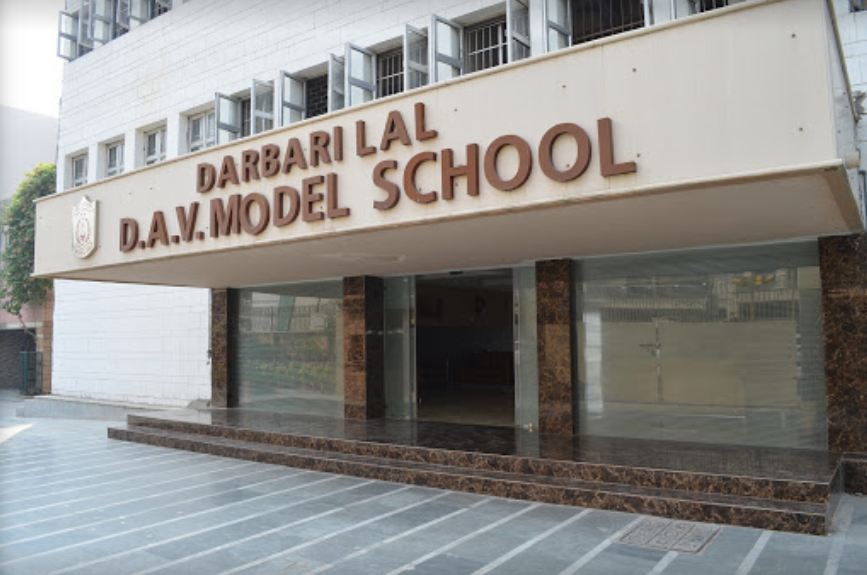 Darbari Lal DAV Model School - Pitampura - New Delhi Image