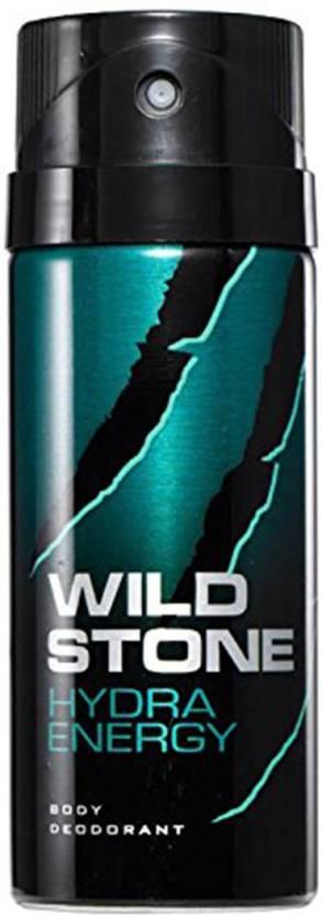 Wild Stone Hydra Energy Deodorant Image