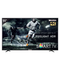 Weston WEL-5500 Smart Ultra HD LED TV Image