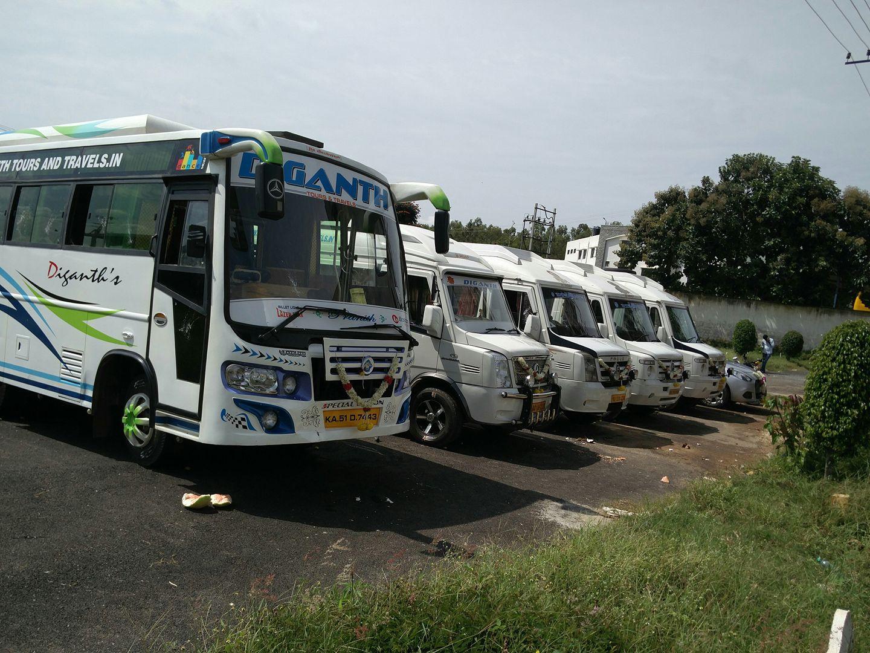 Diganth Tours & Travels - Bangalore Image