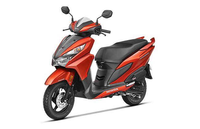 Honda Grazia STD Image