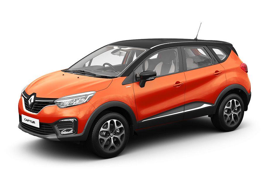 Renault Captur Platine Diesel Image