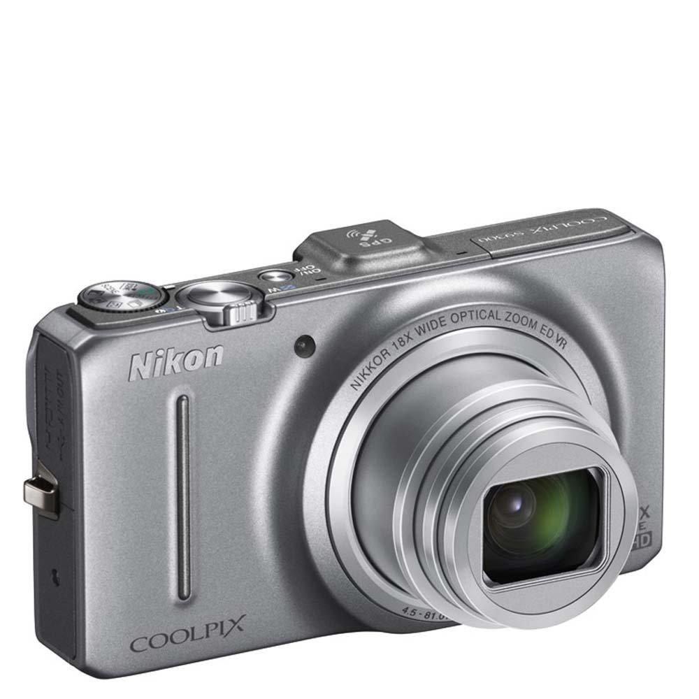 Nikon Coolpix S9300 Point & Shoot Digital Camera Image