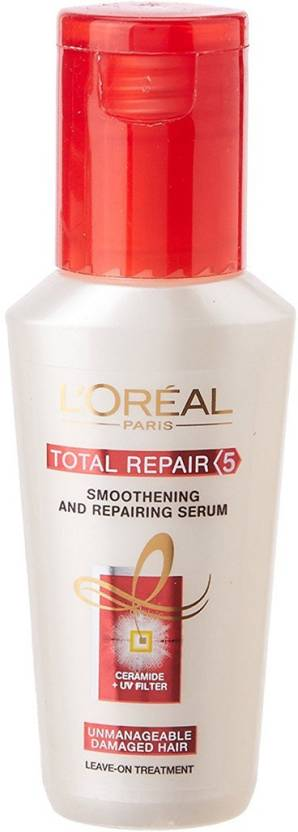 L'Oreal Paris Total Repair 5 Smoothing And Repairing Serum Image