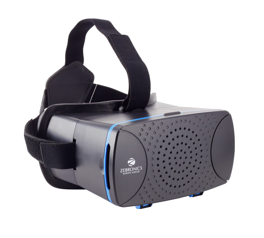 Zebronics ZEB-VR Virtual Reality Headset Image